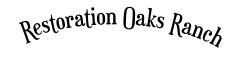Restoration Oaks Retreats